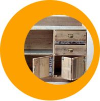 Restauración y reciclaje de muebles