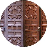 Puertas en Sevilla