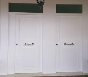 Puertas de entrada y de paso en Sevilla