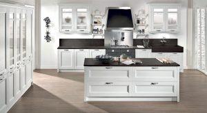 cocinas clsicas en sevilla - Cocinas Clasicas Blancas