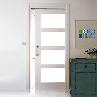 Puertas de interior en sevilla la tienda de garc a hijos for Puertas correderas sevilla