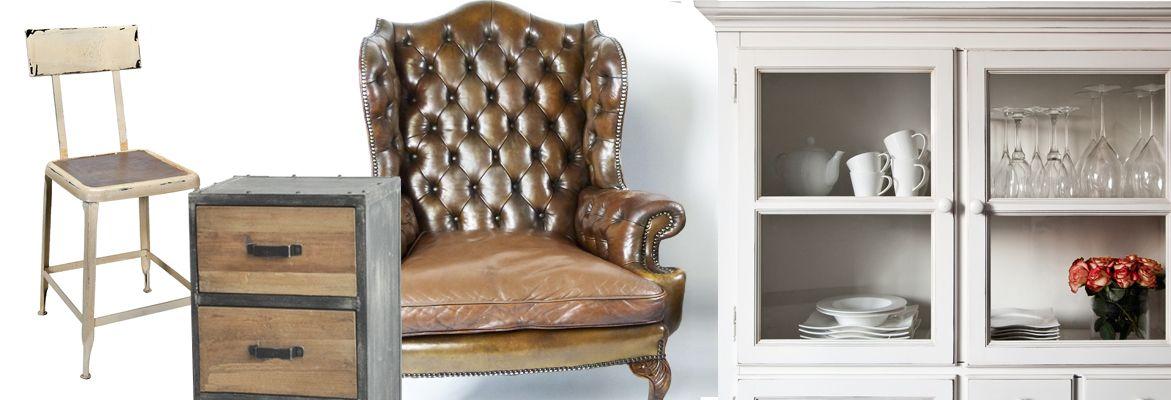 Muebles reciclados para empresas