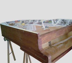 Servicios Restauración de Muebles en Sevilla