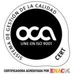 OCA 2012 9001 ENAC_BHG