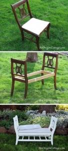 Barnizados-Garcia-e-hijos-reciclaje-lacado-reutilizar-barnizado-Bancos-de-jardin-con-sillas-recicladas-250x550