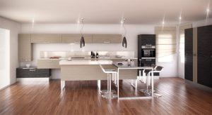Cocinas Modernas con Isla