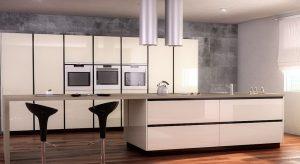 Cocinas modernas Sevilla Blancas