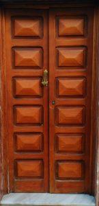 Restauración puertas de entrada