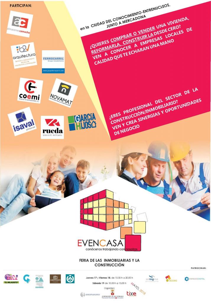 Evento empresarial Sevilla 2018