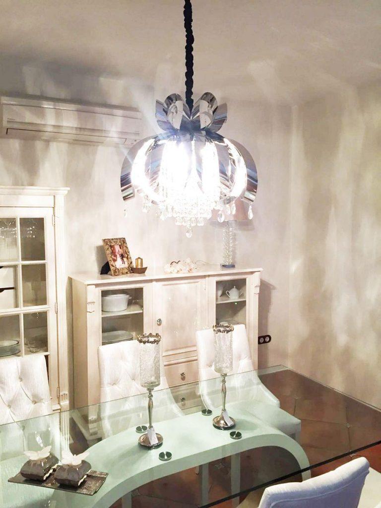 Muebles a medida en el salón